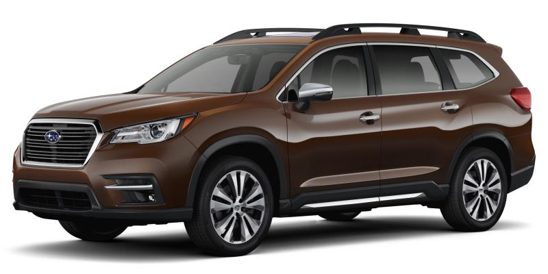 Traction intégrale Subaru Ascent